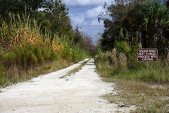 Janes Scenic Highway Stock Image