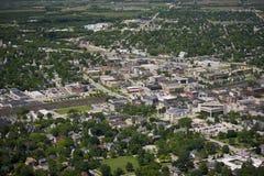 Janesville le Wisconsin photos libres de droits