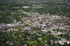 Janesville Wisconsin Royalty Free Stock Photos