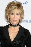 Janet Fonda Imagen de archivo libre de regalías