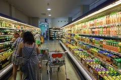 Janet Grand Market Nessebar Fotografía de archivo