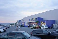 Janet Grand Market Nessebar Imagen de archivo