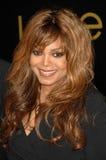 Janet Jackson Imágenes de archivo libres de regalías