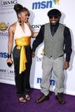 Janet Jackson,Jermaine Dupri Stock Image
