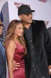 Janet Jackson, Perenwijn Tyler Royalty-vrije Stock Foto's