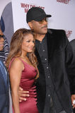 Janet Jackson, Tyler Perry Fotos de Stock Royalty Free