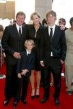 Janet Jones, Janet Jones Gretzky, Janet Jones-Gretzky, Wayne Gretzky royalty-vrije stock afbeeldingen