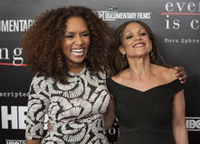 Janet Mock y Melissa Harris-Perry Imagen de archivo