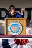 Janet Napolitano Fotos de archivo