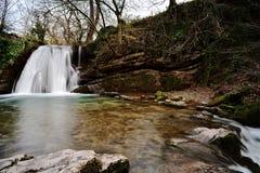 Janet`s Foss Waterfalls Royalty Free Stock Photo