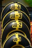 jangadas Fotografia de Stock