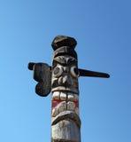 jangseung dell'idolo di legno Immagine Stock Libera da Diritti