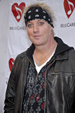 Jani Lane on the red carpet. Stock Photo