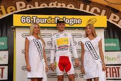 Janiaczyk Blazej - Tour de Pologne 2009 Stock Image