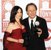 Janice Crystal and Billy Crystal Stock Photography