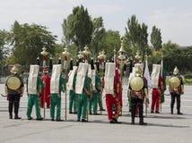 Janissaries Foto de Stock Royalty Free