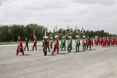 Janissaries Fotos de Stock Royalty Free