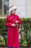 Janissary jongen Royalty-vrije Stock Foto