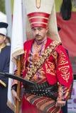 Janissaryen Arkivbild
