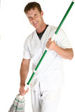 Janitor Royalty Free Stock Image