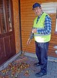 janitor Zdjęcie Stock