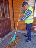 janitor 2 Στοκ Φωτογραφία