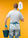 Janitor Royalty Free Stock Photo