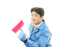 Janitorial cleaning service Stock Photos