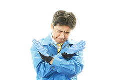 Janitorial cleaning service Stock Photography