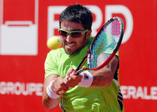 Janko Tipsarevic ATP Tennis player Royalty Free Stock Photo