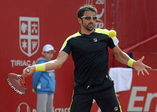 Janko Tipsarevic Stock Photo
