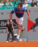 Janko Tipsarevic, tenis 2012 Fotografía de archivo