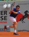 Janko Tipsarevic, tenis 2012 Imagenes de archivo