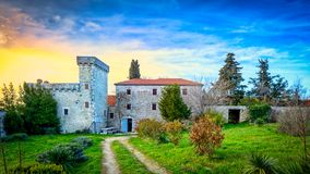 Jankovic Castle royalty free stock images