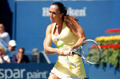 Jankovic Jelena at US Open 2008 (20) Stock Images
