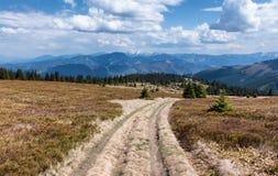 Janosikova kolaren - national reservation, Slovakia Stock Image