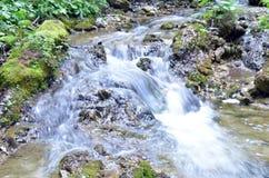 Janosikove Diery. Very nice place in Slovakia stock image