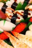 Janpanese Sushi bento box Royalty Free Stock Image