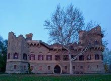 Jans Castel II , Lednice-Valtice område Royaltyfri Fotografi