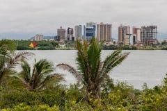 Jansen Lake Sao Luis do Maranhao Royalty Free Stock Photography
