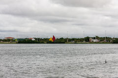 Jansen Lake Sao Luis doet Maranhao Stock Afbeelding
