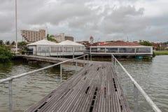 Jansen Lake Sao Luis doet Maranhao Royalty-vrije Stock Foto