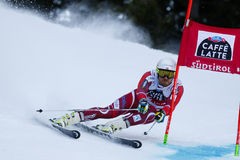 JANSRUD Kjetil in Audi Fis Alpine Skiing World-Schale Men's-Riesen stockbild