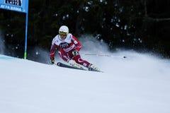 JANSRUD Kjetil nel gigante di Men's della tazza di Audi Fis Alpine Skiing World Immagine Stock