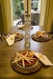 Jantando 2360 Imagem de Stock