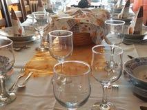 jantar Imagem de Stock