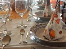 jantar Foto de Stock