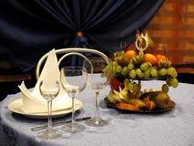 Jantar Fotos de Stock Royalty Free