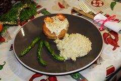 jantar Foto de Stock Royalty Free