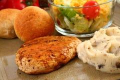 Jantar da galinha de Chipotle Fotos de Stock Royalty Free
